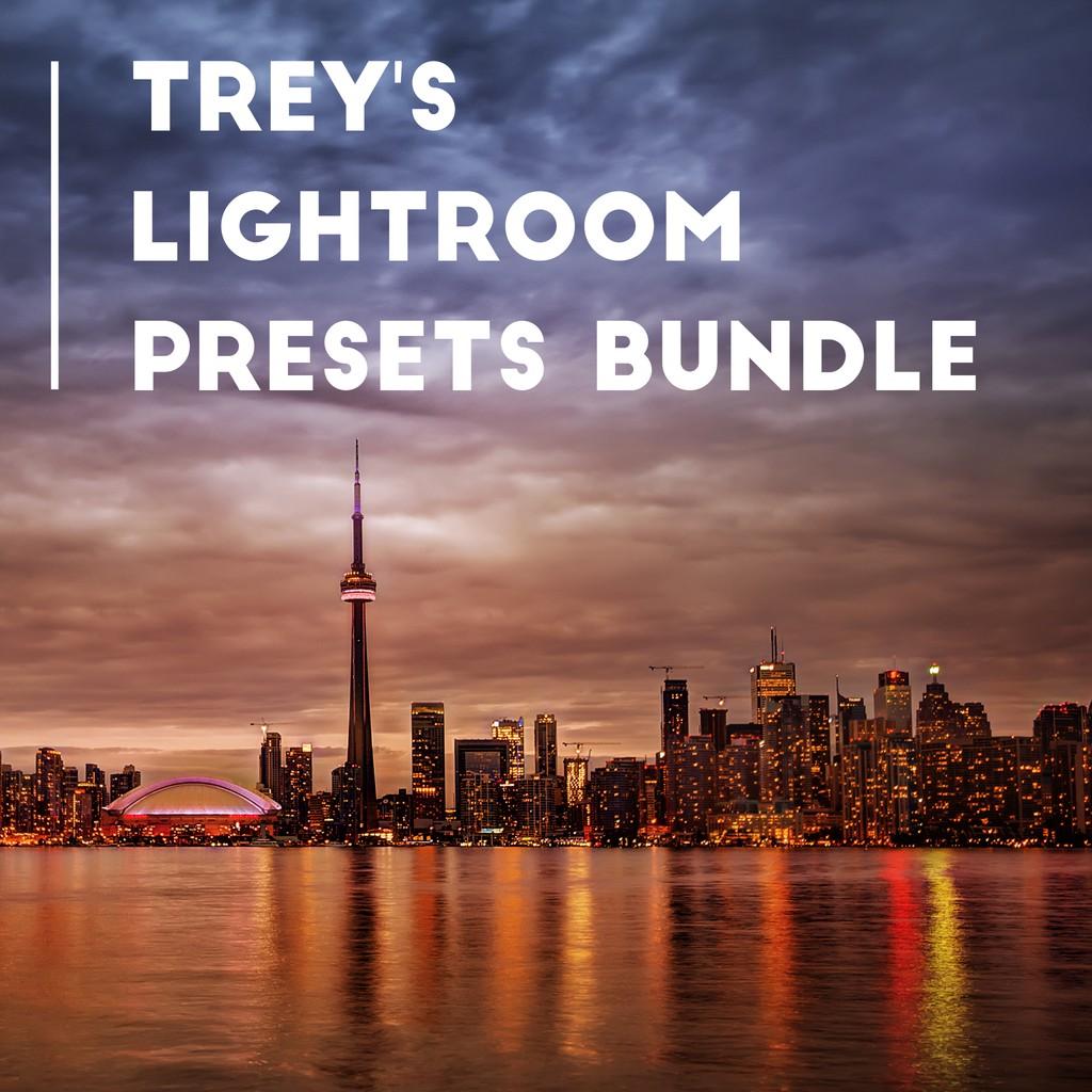 Trey's Lightroom Presets Bundle