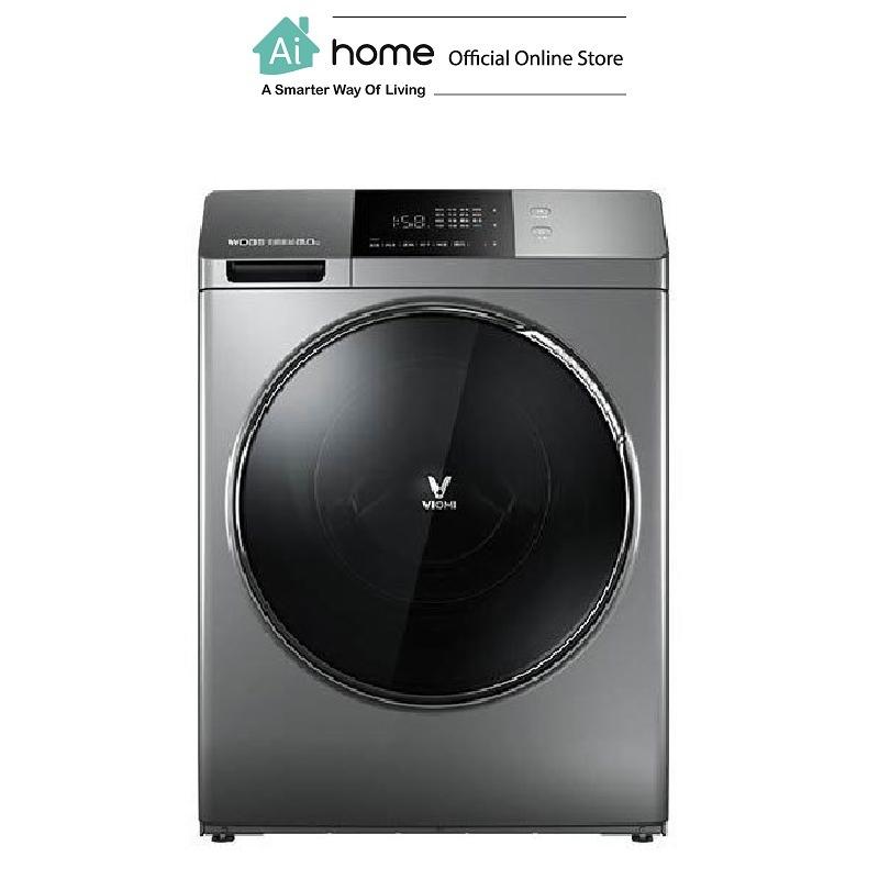 VIOMI Internet (Washing Drying Machine) 8KG with 1 Year Malaysia Warranty [ Ai Home ]