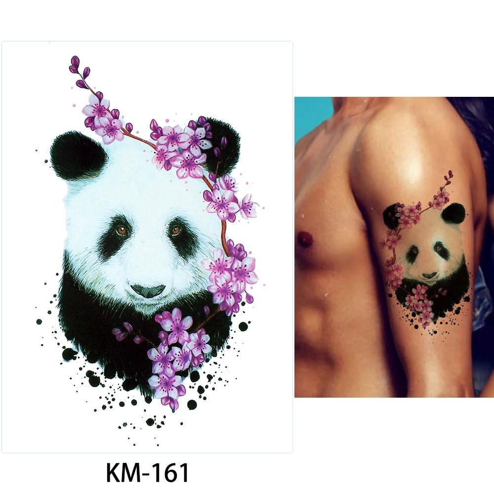 85faf39bc Fashion Temporary Tattoo Sticker Body Art Sexy Beauty Fox Decal Waterproof  | Shopee Malaysia