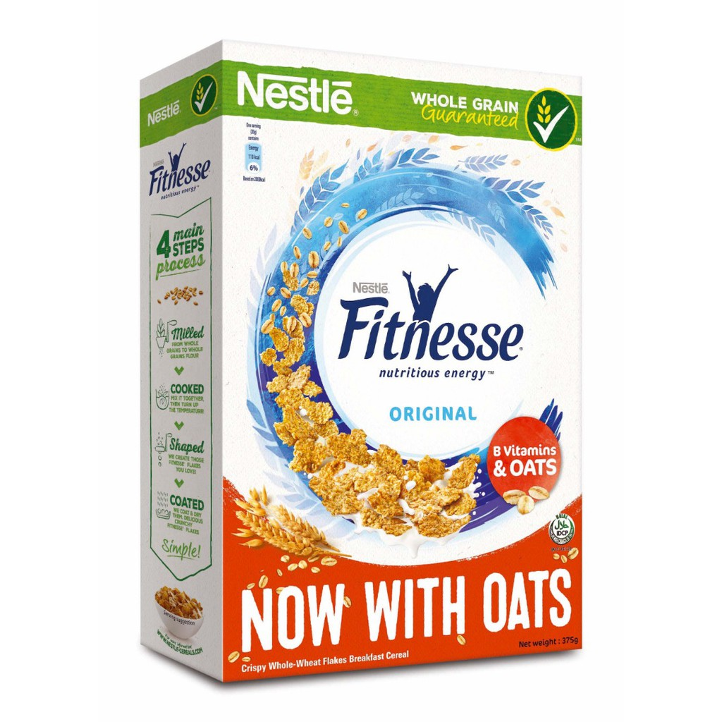 Nestle Fitnesse Cereal (375g)