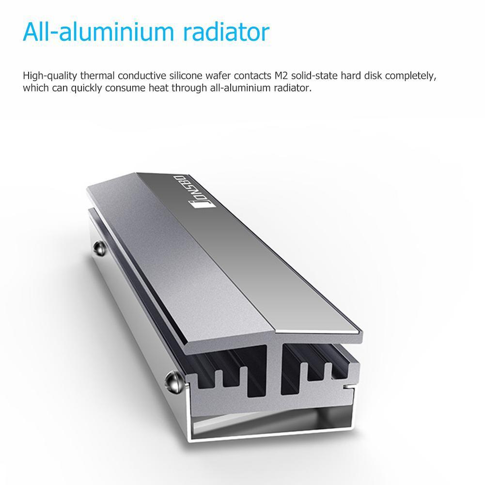 SSD Heatsink Cooler for M 2 2280 Solid State Hard Disk