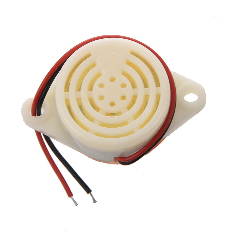 2x 95DB Alarm DC 3 24V 12V 5V Electronic Buzzer Continuous Beep Piezoelectric WQ