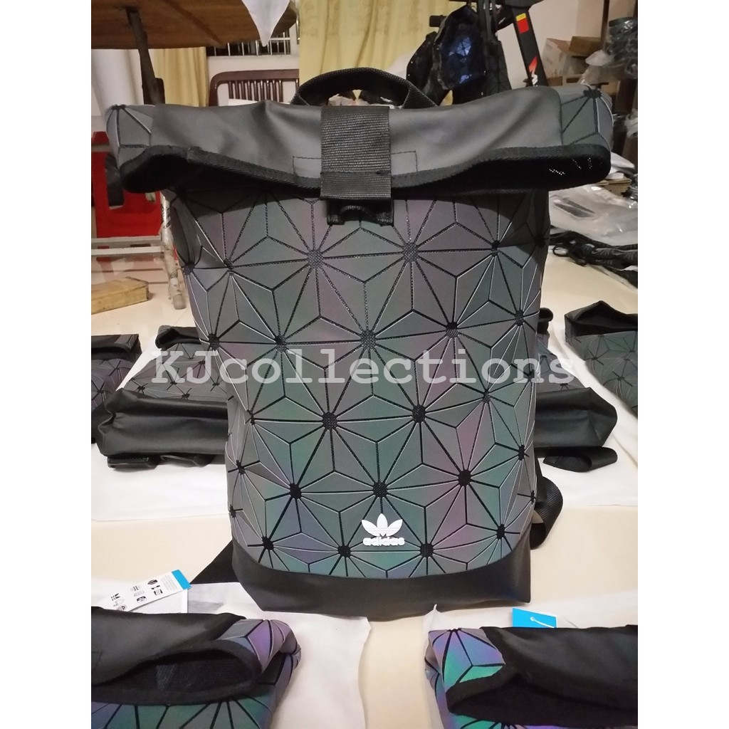 The NEW Adidas x Issey Miyake 3D Mesh bags Dazzle  3cb943e5427e0