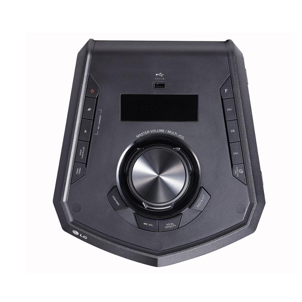 LG Speaker FJ5 XBOOM 220W System with Karaoke Creator & Bluetooth Connection
