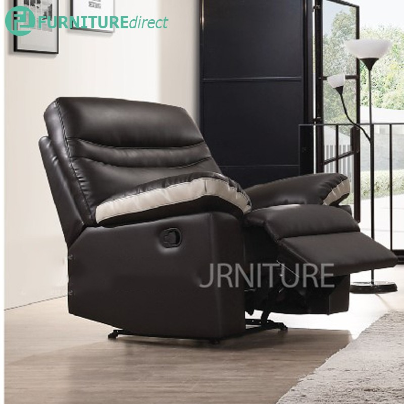 Furniture Direct 1 seater PU leather premium grade recliner relax chair