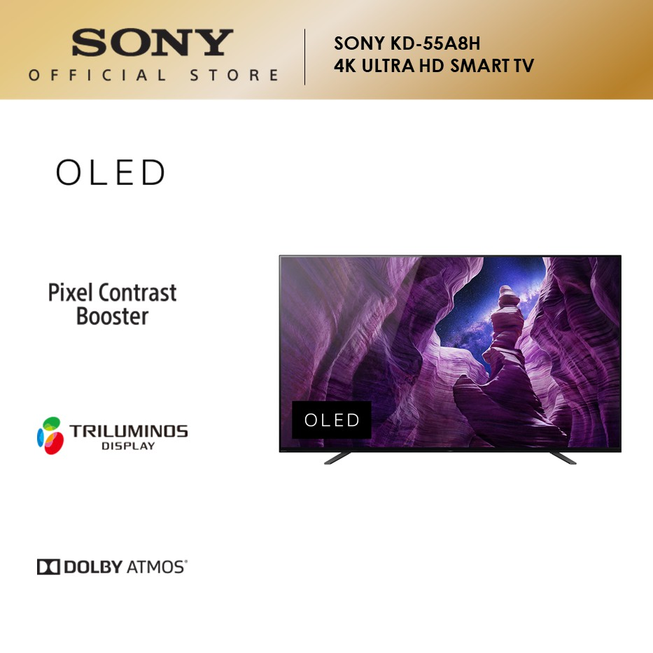 """Sony KD-55A8H  Full Array LED 