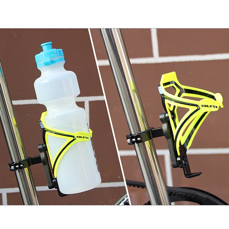 600ML Outdoor Water Bottle Holder Cage Rack Mountain MTB Cycling Bike Bicycle