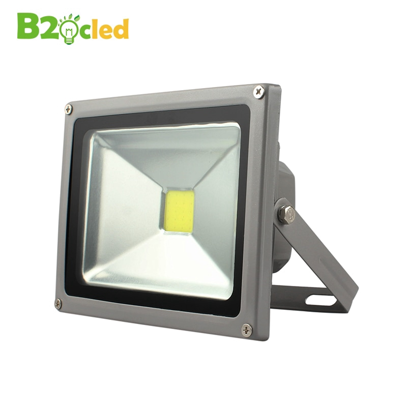 10W 20W 30W 50W LED FloodLight Waterproof 85-265V Outdoor Lighting Spotlights