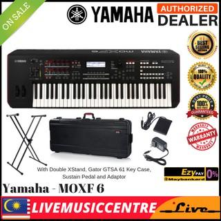 Yamaha PSR-S975 Arranger Workstation KKEYBOARD PIANO Package