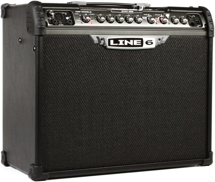 """LINE 6 SPIDER JAM Modelling Guitar Combo Amplifier 75 Watts, 1 x 12"""" Celestion Speaker"""