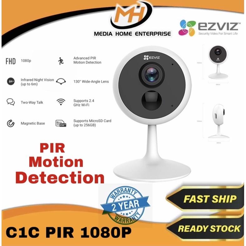 Ezviz Indoor Wireless Camera CS-C1C-D0- 1D2WFR CS-C1C- 1080P PIR