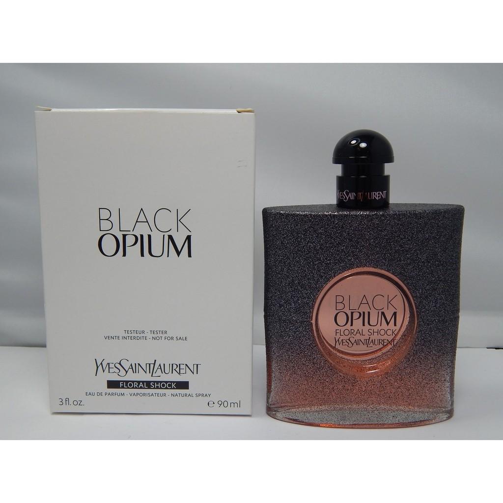Black Floral Shock By Yves Saint Laurent For Women Eau De Parfum