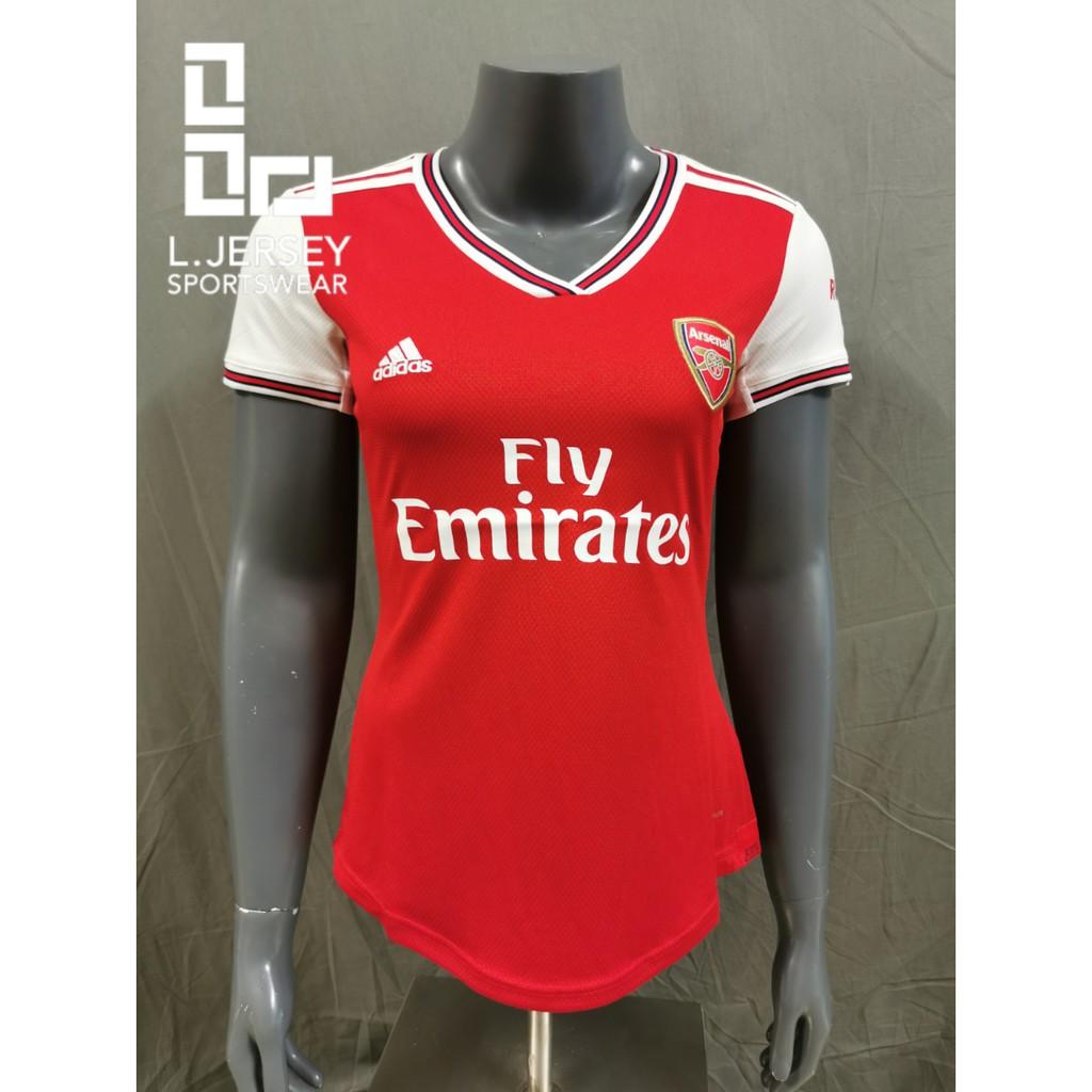 Arsenal Women Home Season 19/20 CLIMALITE Fans Jersey