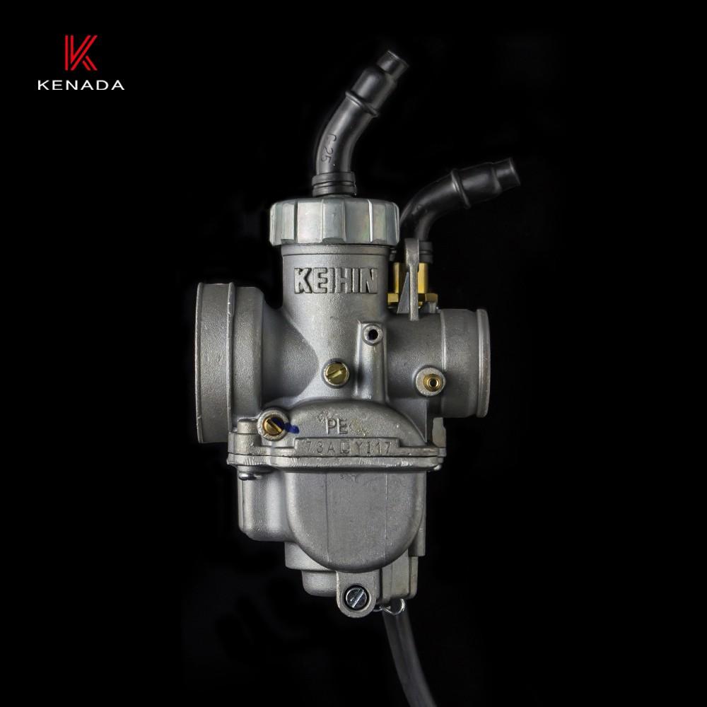 DASH 24mm 26mm PE24 KX80 KX100 KX125 Universal Motorcycle Carburetor Carb  Carbo