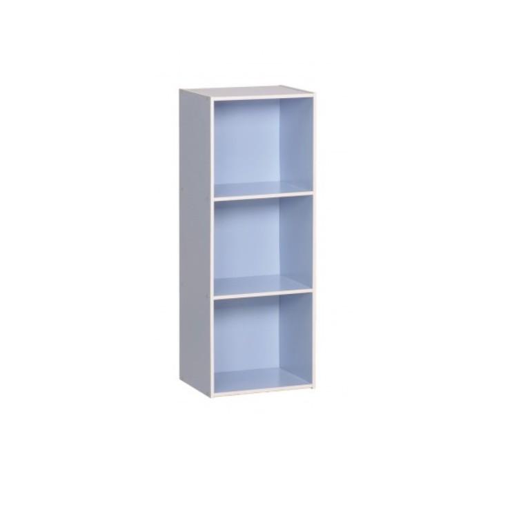 TAEL 3 cubes color box filling cabinet/ storage/ rak buku/ kabinet buku