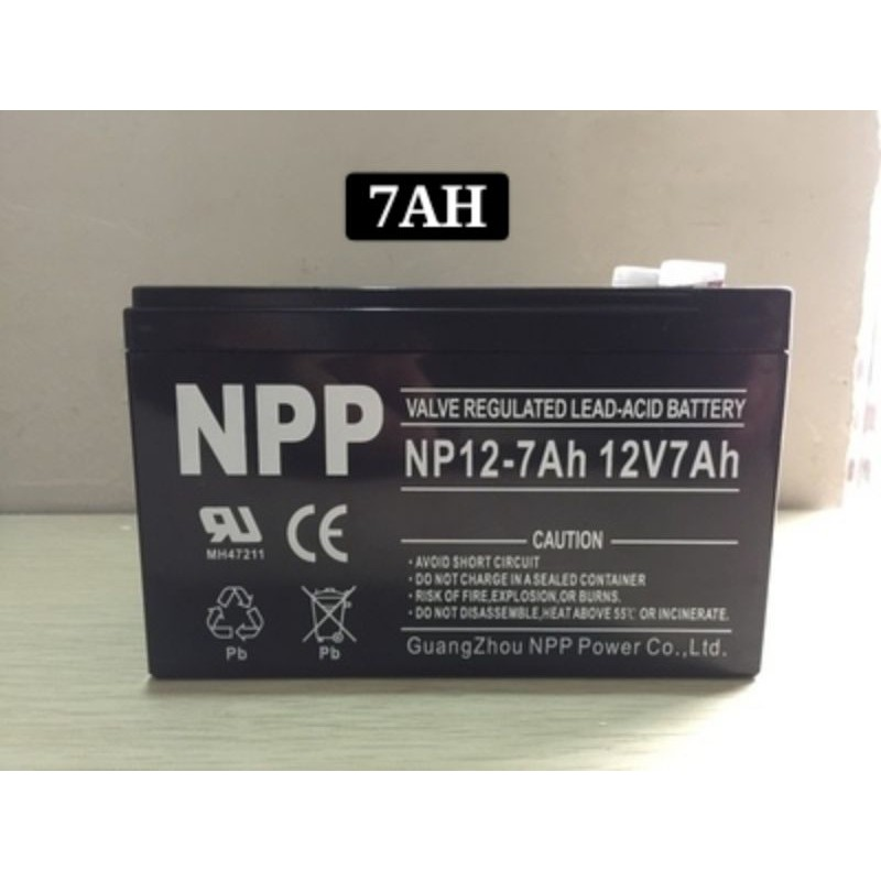[ READY STOCK ]  NP Nape Storage Battery 12v12ah/9ah Solar Energy Maintenance Jualan Murah Charger Led Flash Pengecas