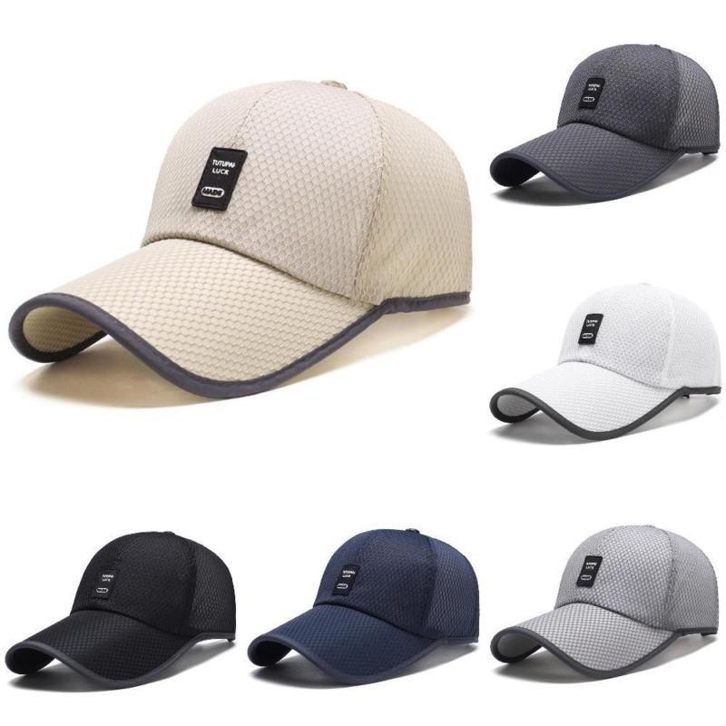 5608adb98ea Mesh Breathable Baseball Cap DSQ Sun Hat Letters Printed Cap ...