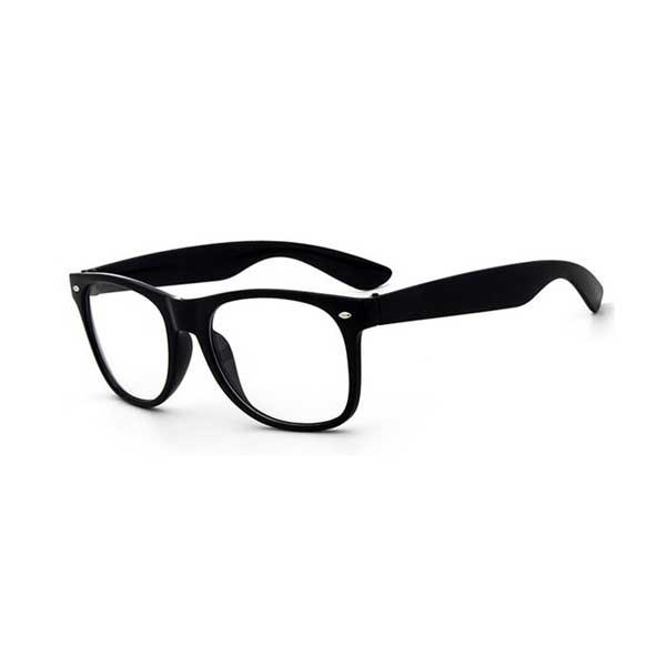 แว่นสายตาสั้น0 ถึง-4.0 กรอบแว่นตาแฟชั่นเกาหลีทรงสี่เหลี่ยมผู้หญิง/ผู้ชาย