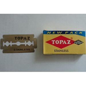 TOPAZ WORLD CLASS MATA PISAU 20PACKS X 5 BLADES