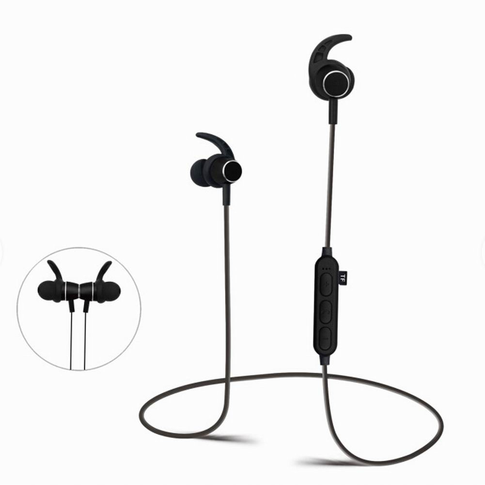Mioloe Portable Noise Cancelling Microphone Hi-Fi In-Ear Bluetooth Headset