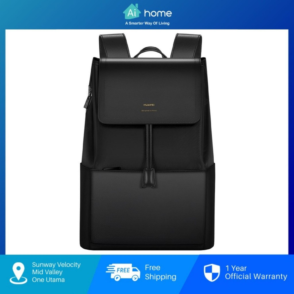HUAWEI Classic Backpack CD62 - Minimalist Design | Dedicated Laptop Compartment | Ultimate Comfort [ Aihome ]