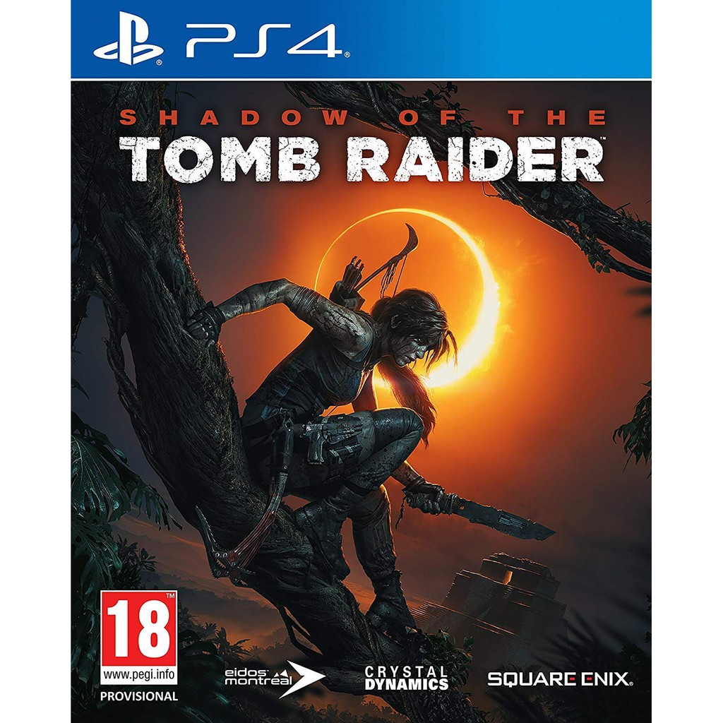 PlayStation 4 Shadow of the Tomb Raider (SteelBook Edition) Eng Ver R3