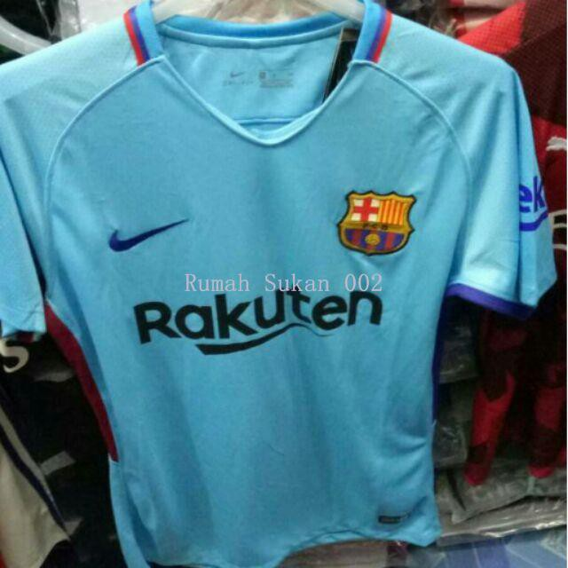 more photos 9fb18 19f97 (Best quality)Barcelona Away 2017/18