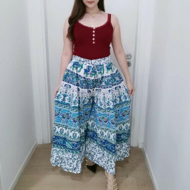 New Arrival Batik Palazo pants