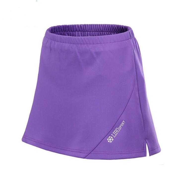 b2daec3b1e Tennis Skirt all-match Anti Sport Badminton Skirt Pleated Skirts Tennis  Skort   Shopee Malaysia