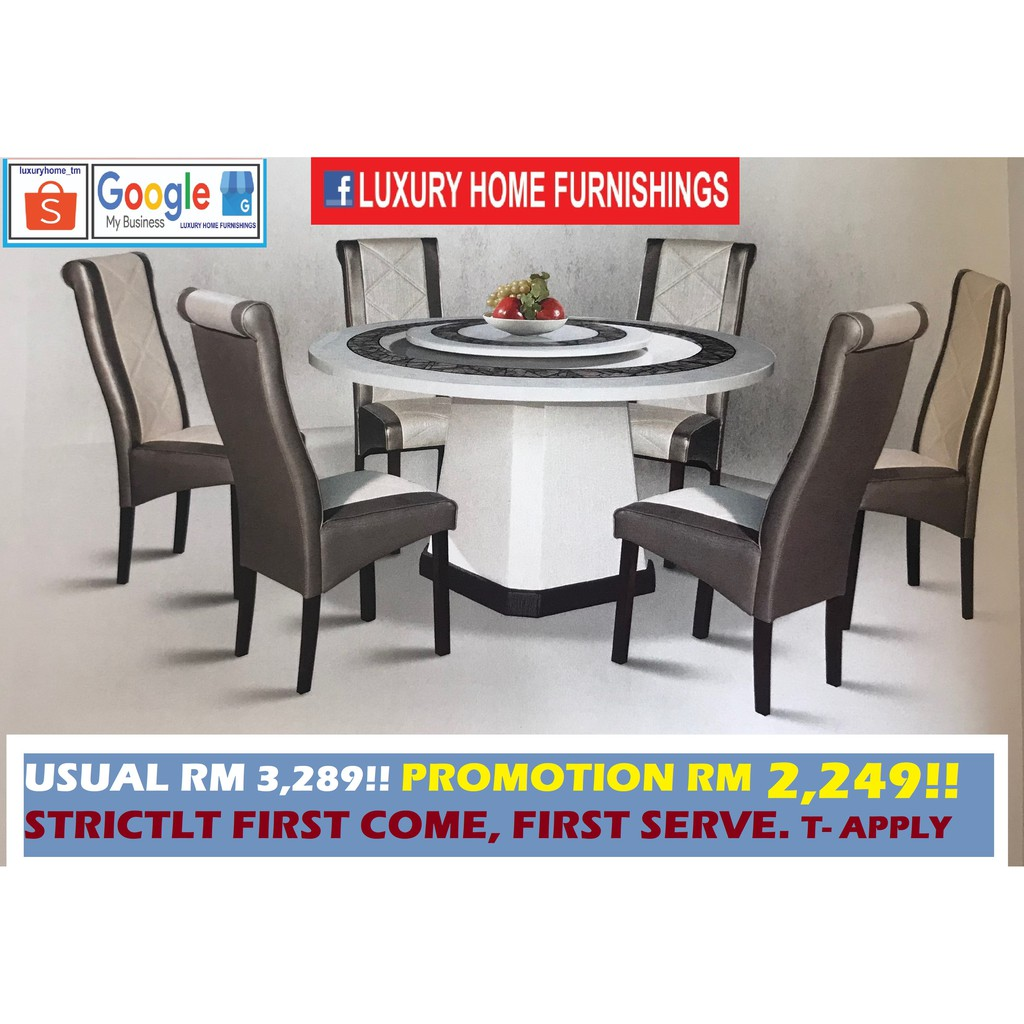 MARBLE DINNING SET COLLECTIONS