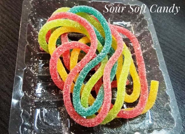 Halal】Thailand Sour Soft Candy | Shopee Malaysia