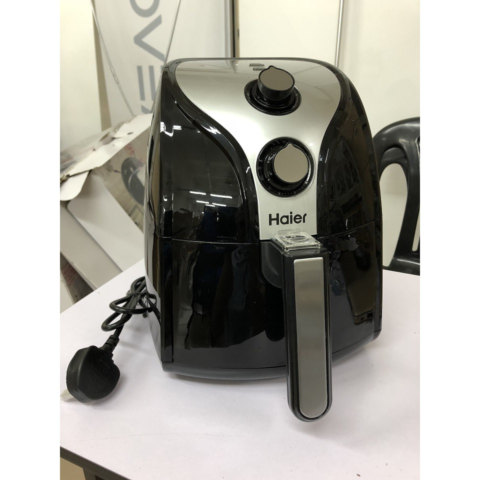 [FREE GIFT] Haier 2.5L Analog Air Fryer - Rapid Heatwave Technology - 4 Functions (Fry, Roast, Grill & Bake)