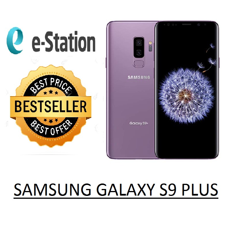 SAMSUNG GALAXY S9 PLUS (G965) 6GB RAM+ 64GB ROM (ORIGINAL- IMPORTED)