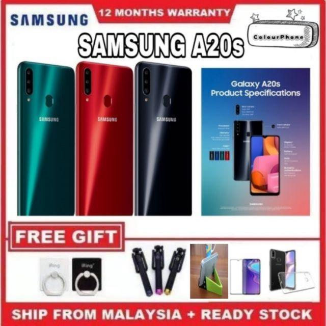 SAMSUNG A20s (3+32GB) 100%ORIGINAL