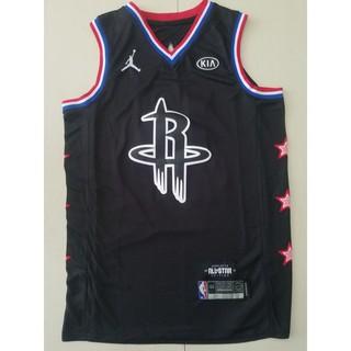 sports shoes 0ce43 517bc NBA 17-18 season Houston Rockets #13 HARDEN basketball jerseys TOP BLACK