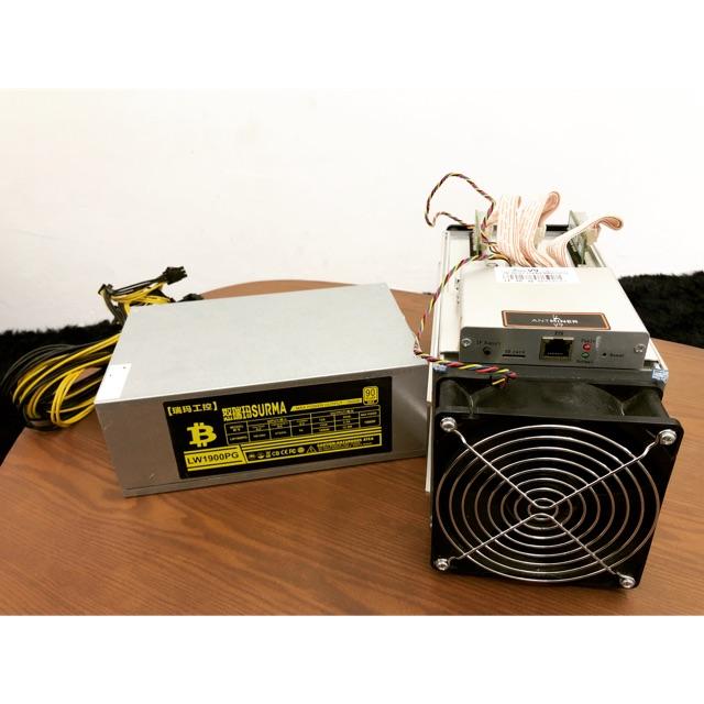 (Ready Stock) ANTMINER V9 4TH/s ASIC Miner (Bitcoin Mining)