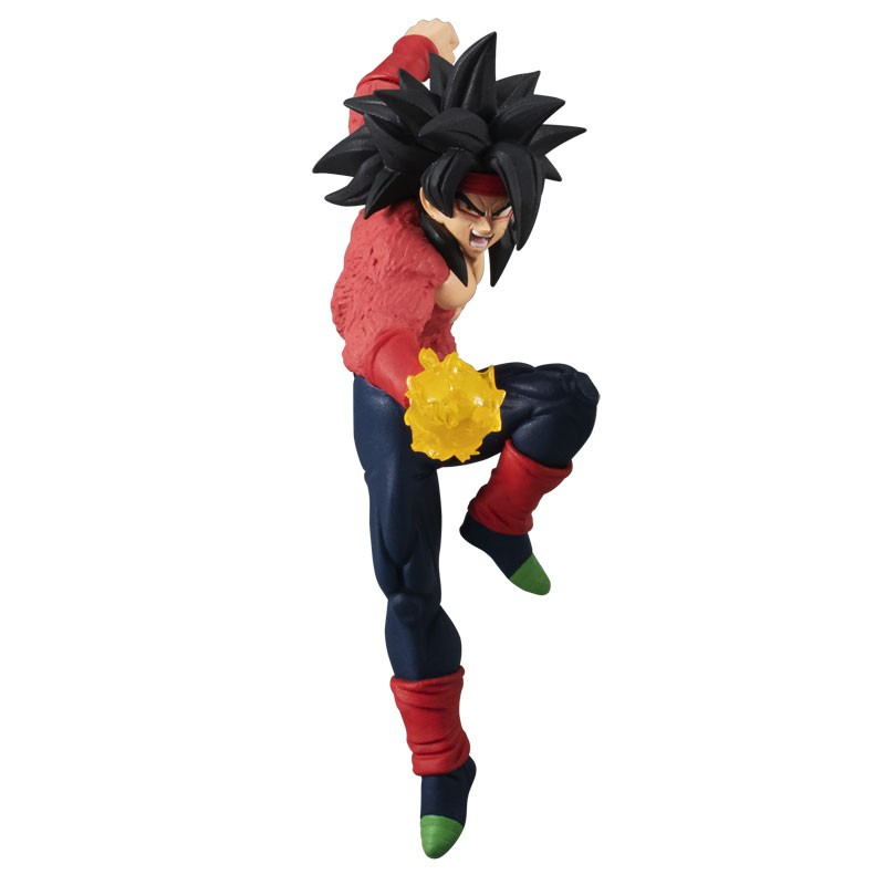 GASHAPON BANDAI DRAGONBALL SUPER COLLECTABLE FIGURE TOEI ANIMATION BROLY SS.