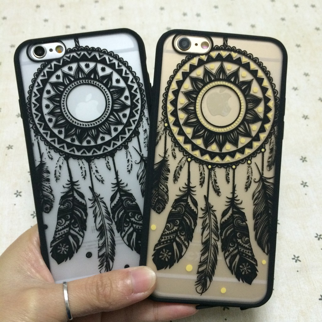 Feather Soft Case For Iphone 6s 78plus X Shopee Malaysia Casing 4 4s Softcase Motif Owl