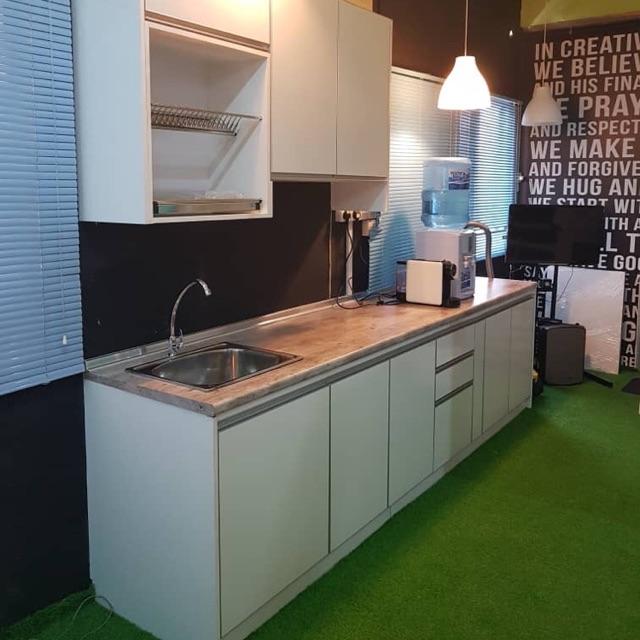 Kabinet Dapur Cantik Dan Murah Desainrumahid Com