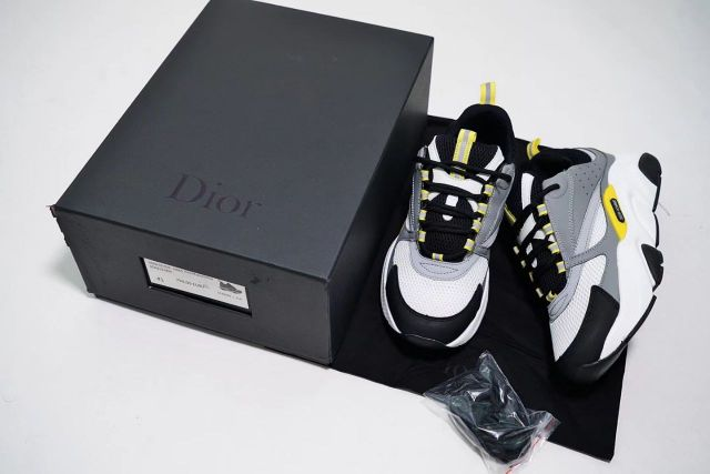 💥NEW ARRIVAL💥DI0R HOMME B22 TRAINER [36-40 EURO]