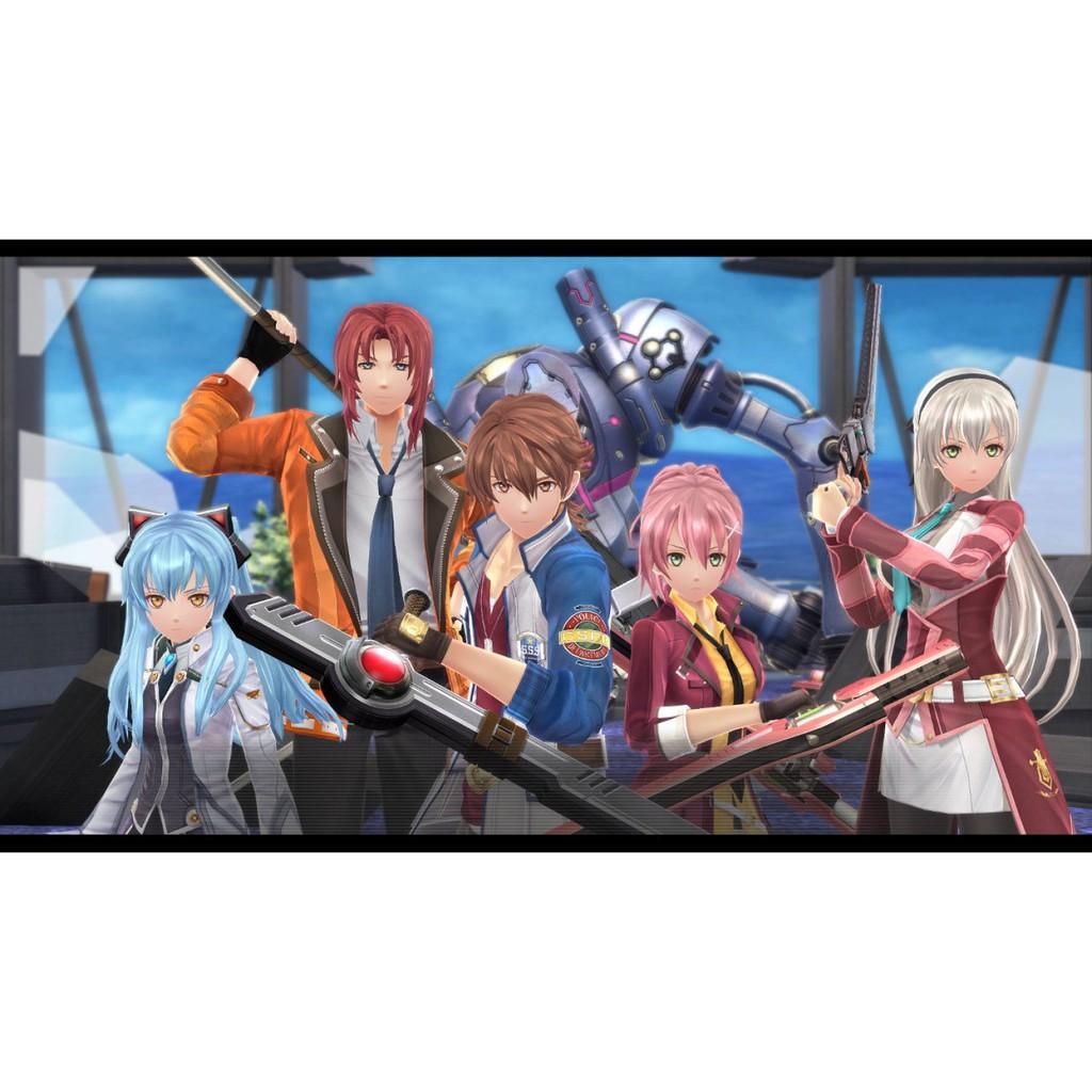 PS4 The Legend of Heroes: Hajimari no Kiseki (R3 CHINESE SUBS)
