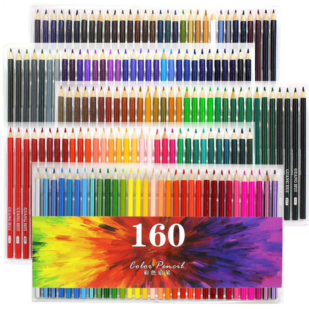 Colored Pencils for Adults-Coloring Pencils Sets For Coloring Books Sketch  Pads
