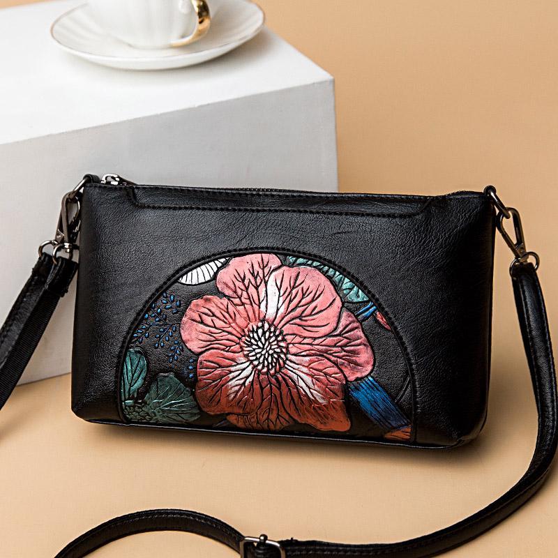 2b20ef61b802 Ladies handbags✶☼◘Middle-aged and elderly small bag female 2019 ...