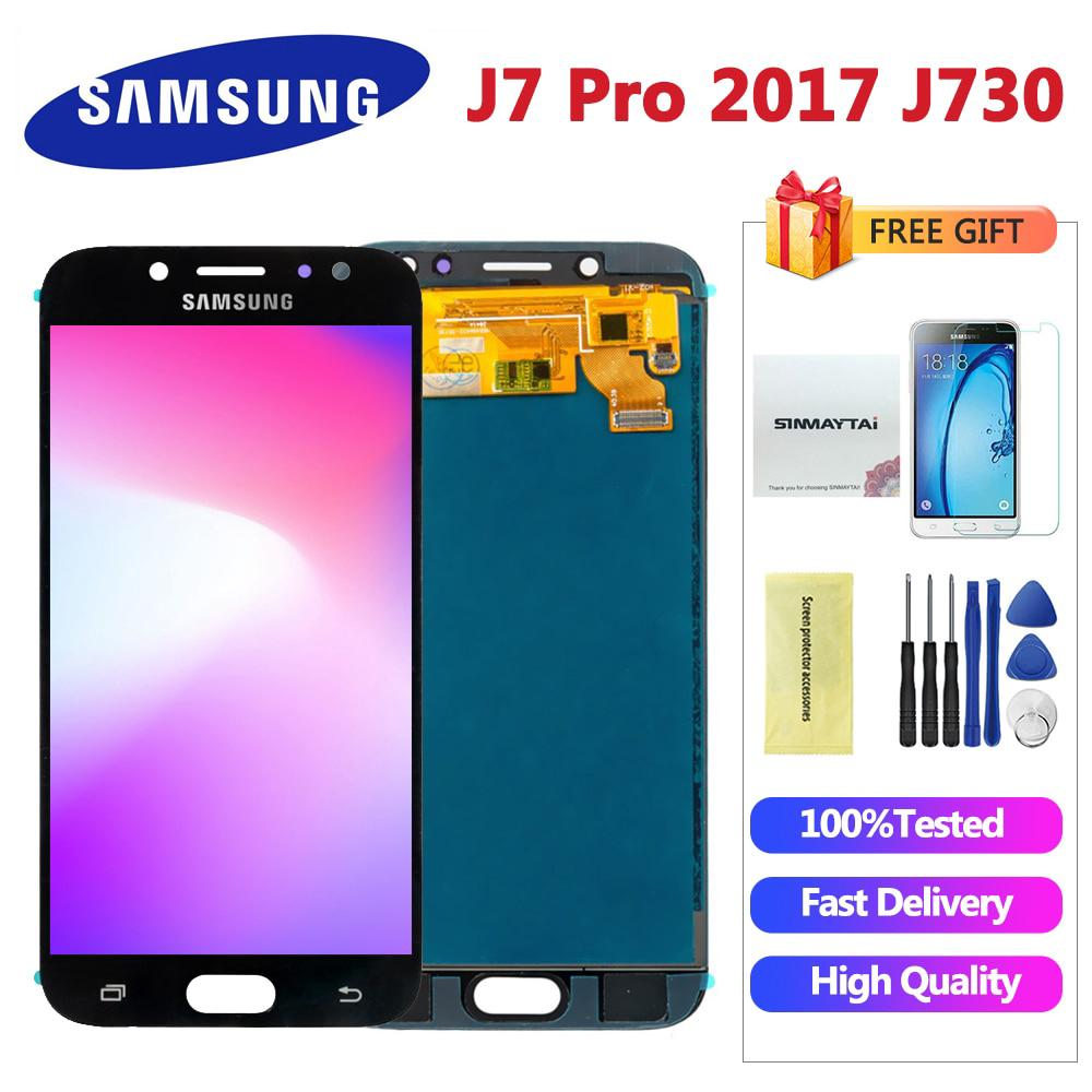 For Samsung Galaxy J7 Pro 2017 J730 SM-J730F J730FM/DS J730F/DS