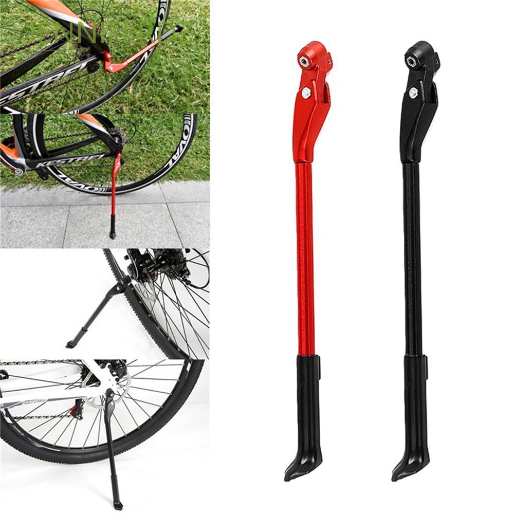 Bike Kickstand Carbon Fiber//Stainless Steel BMX Bike Parking Foot Side Stand