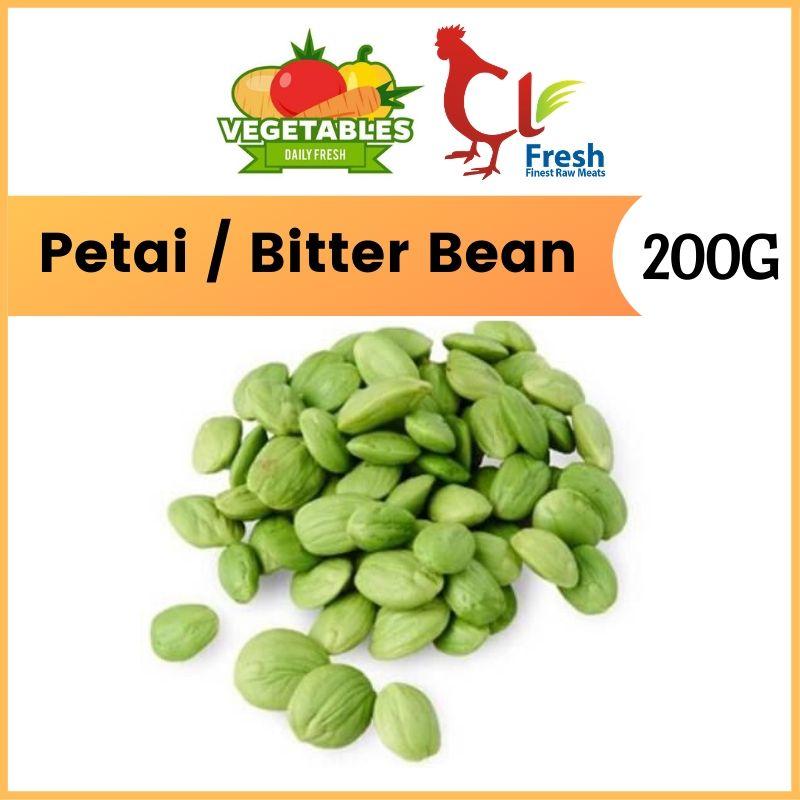 Isi Petai / Fresh Peeled Petai 200G