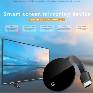 MiraScreen G7 WiFi Display Receiver Chromecast Wireless HDMI Player TV  Dongle