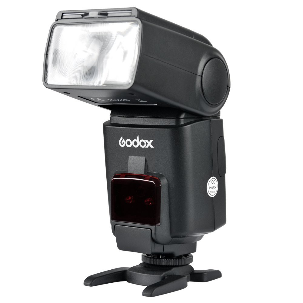 Godox V350s Ttl 24g Li Ion Camera Speedlite Flash Shopee Malaysia Sony