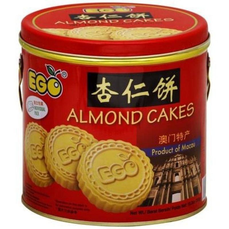 (READY STOCK) EGO Almond Cakes 350g