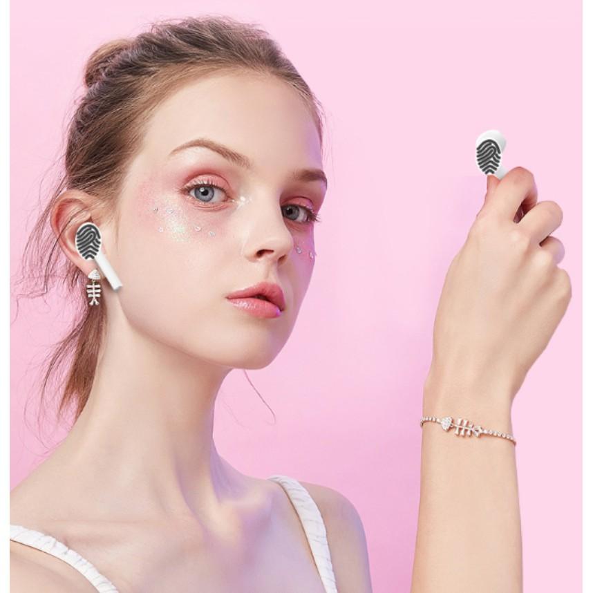 💥READY STOCK💥 inPods 12 TWS Macaron Wireless Bluetooth Earphone in-Ear Headset Earbuds Touch Control Earpods 5.0